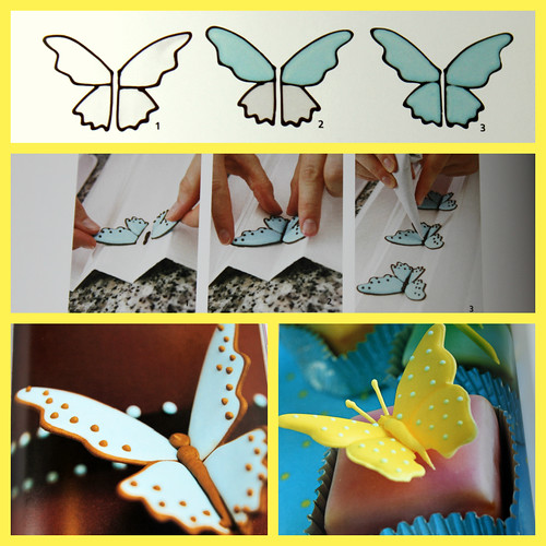 Collage mariposas
