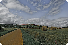 Bike Ride Through Country - Photo of Audeloncourt