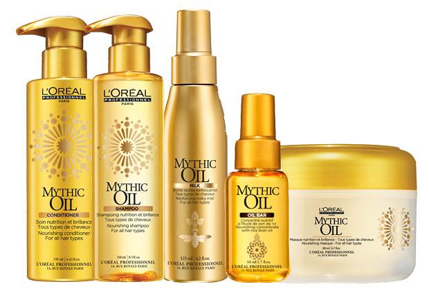 Novos produtos Mythic Oil
