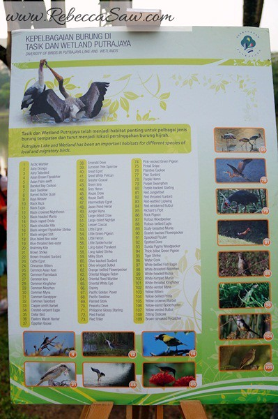 Malaysia Tourism Hunt 2012 - tasik and wetland putrajaya