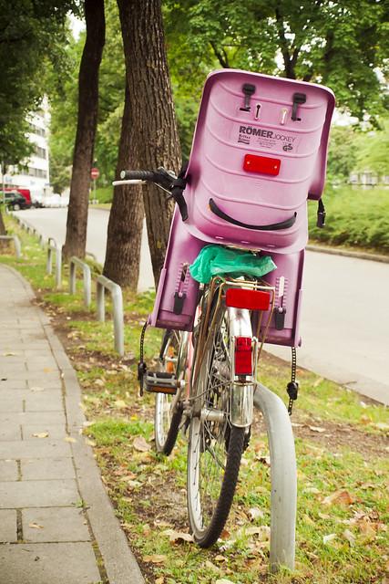Bicicleta sonriente