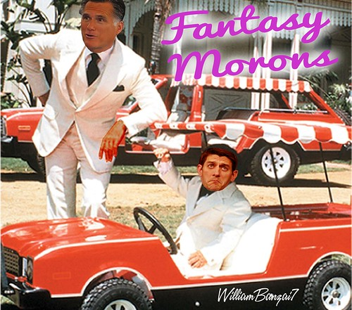FANTASY MORONS by Colonel Flick