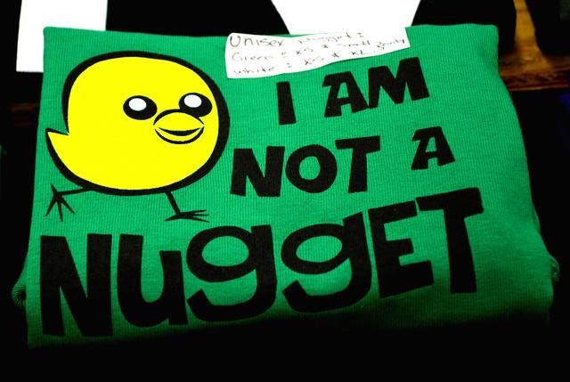 Unisex Nugget