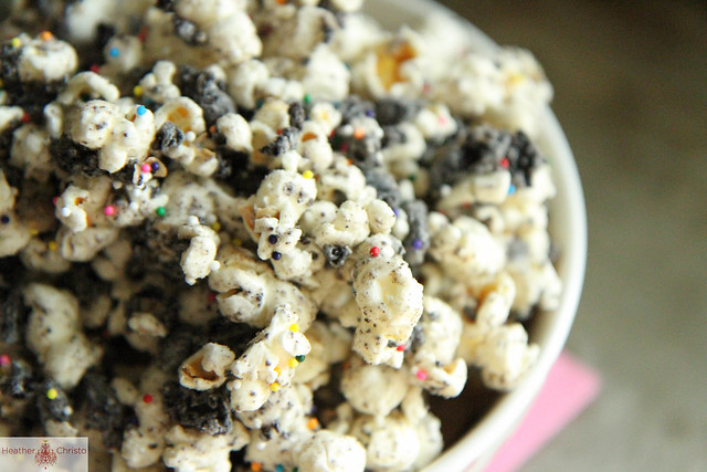 Cookies and Cream Popcorn | Flickr - Photo Sharing!