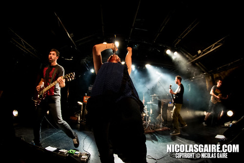 N'Cest @ L'Orange Bleue , Vitry le François | 22.09.2012