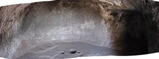Imagine de Cueva de los Papeles. panorama archaeology grancanaria arqueologia arqueología telde yacimiento cuatropuertas wikilovesmonuments bicri550000080 cuevadelospapeles