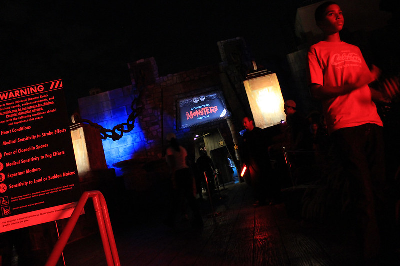 Universal Monster Remix - Halloween Horror Nights 2012