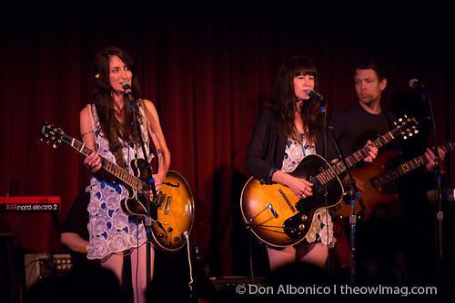 Azure Ray @ Swedish American Hall, SF 9/21/12