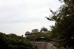 Matsuyama castle 松山城 天守閣