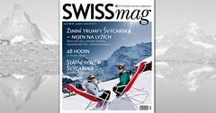 SWISSmag 07 - podzim/zima 2012/13