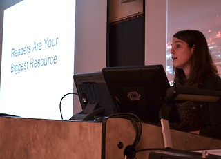NYT's Emily Rueb discusses multimedia journalism