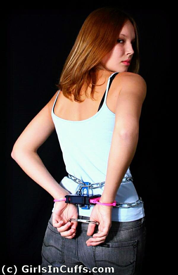 sexy girls in handcuffs