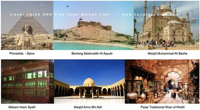 Primadida-Spinx-Benteng-Salahuddin-AlAyyubi-Mesjid Muhammad Ali Basha-Makam-imam-syafii-masjid-amru-bin-Ash-Pasar-tradisional-khan-el-khalili