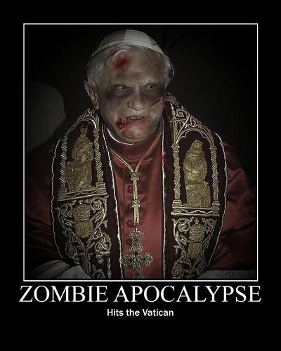 zombi pope