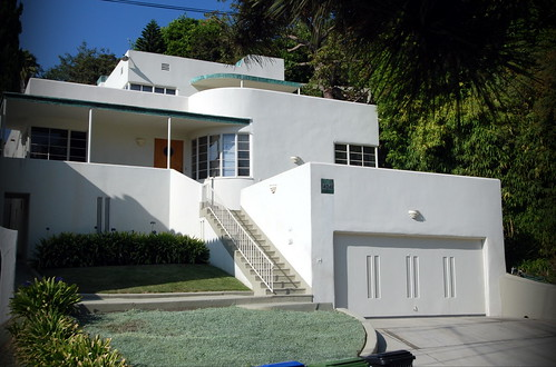 Victor M. Carter Residence, Milton J. Black, Architect 1935; Esta Sullivan (Renovation)