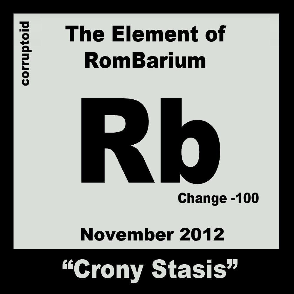 THE ELEMENT OF RomBarium