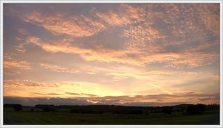 Challoch Sunset