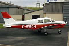 Pa28 G-BWOH