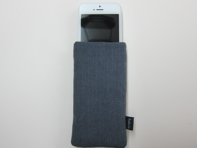 Fabrix Case For iPhone 5 - iPhone 5 In It