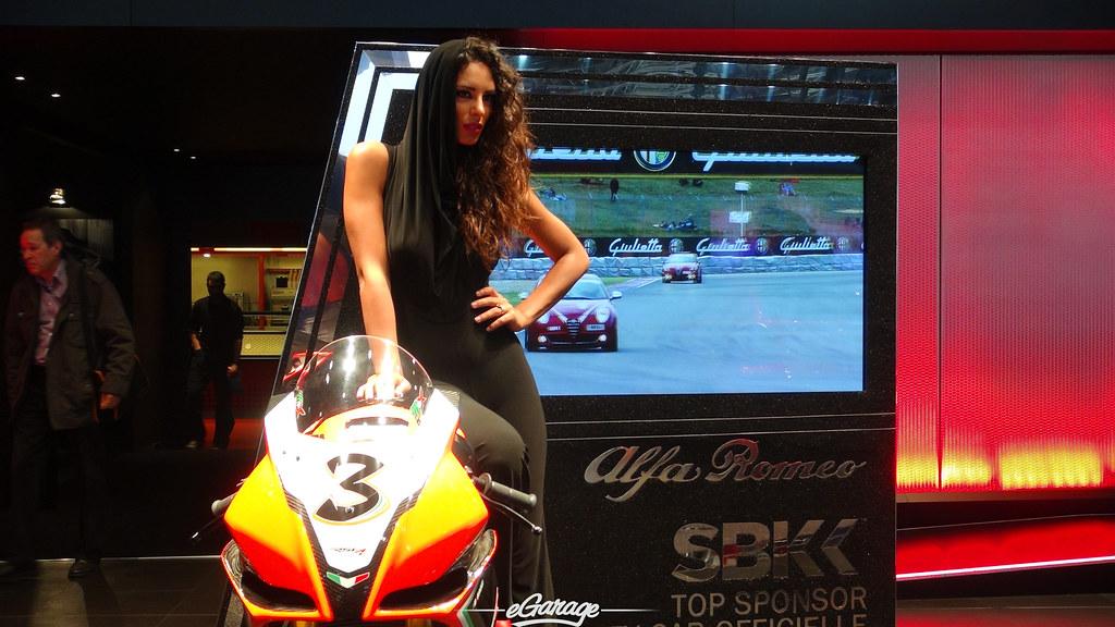 8034737324 75a49e693a b eGarage Paris Motor Show bike and Model 3