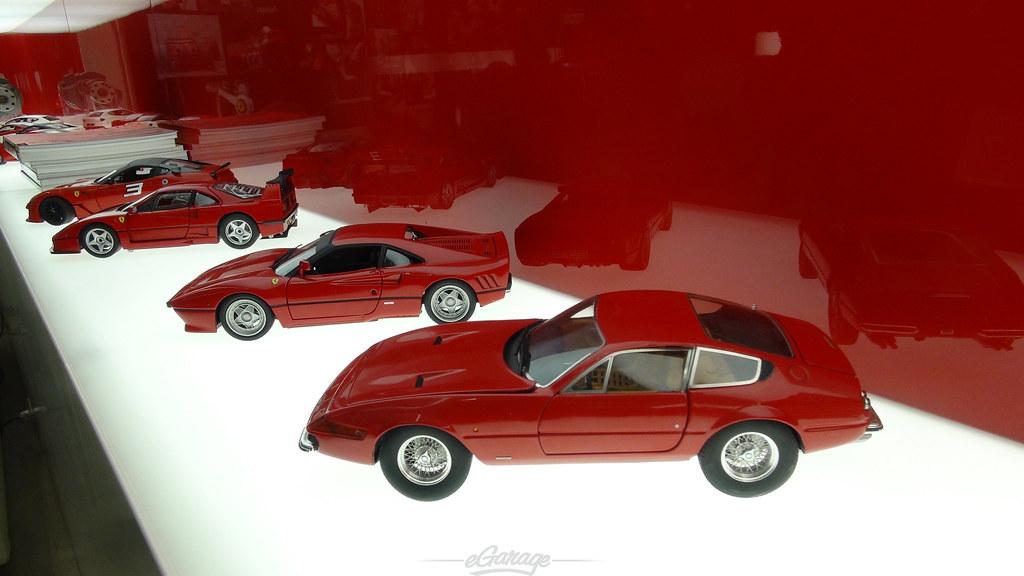8034745560 1d5ea74051 b eGarage Paris Motor Show Ferrari Models