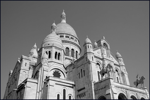 Sacre Coeur Parijs by hans van egdom