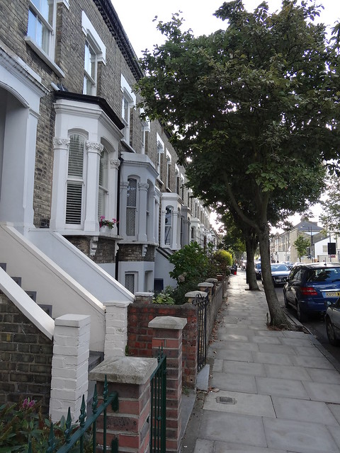 Houses of Gillespie Road