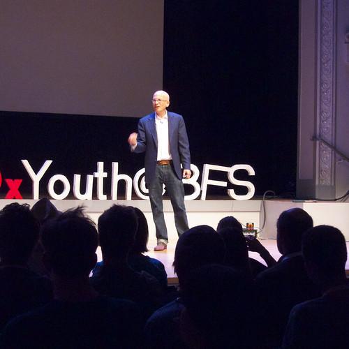 TEDxYouth@BFS - Seth Godin_3