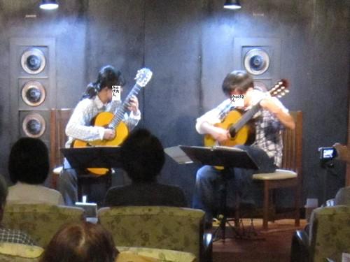 みゅげさん夫妻の二重奏 2012年9月29日 by Poran111