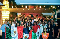 Celebración con motivo del 202 Aniversario de la Independencia de México en Taiwán