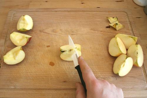 29 - Äpfel entkernen / Remove core