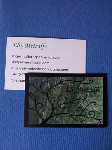 Business cards (not mine)