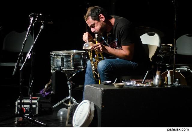 Mazen Kerbaj @ High Zero 2012