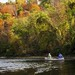 Canoeing on the Cannon River by Lynnette Henderson