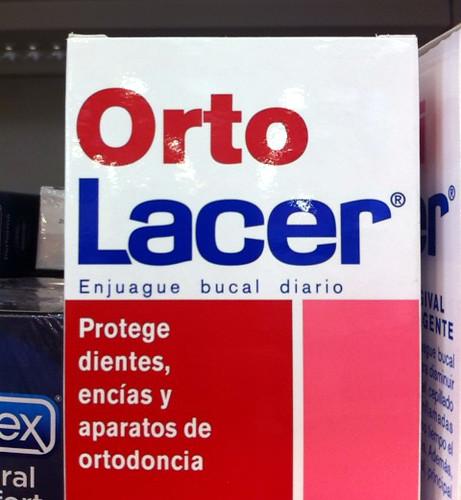 orto lacer