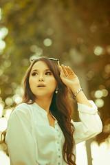 [フリー画像素材] 人物, 女性 - アジア, シャツ・ブラウス, マレーシア人 ID:201210070200