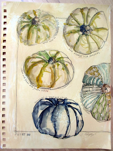 pumpkins 2012
