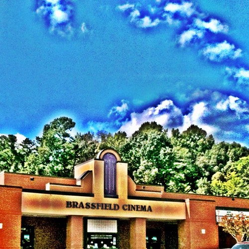 Cinemark Brassfield Cinema by Greensboro NC