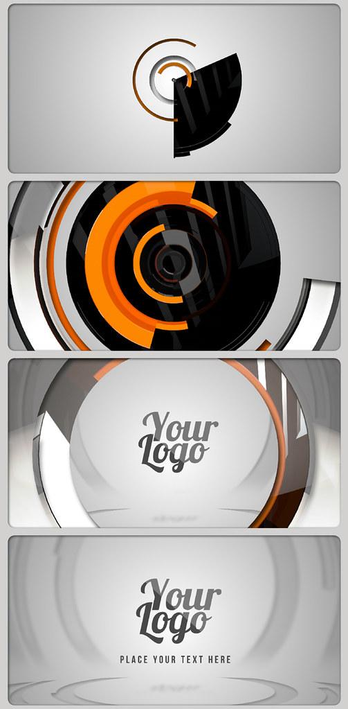 Circle Logo Sting