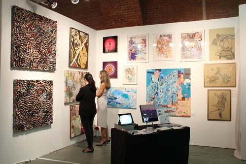 Elisa Contemporary Art, Riverdale, NY.