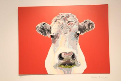 Artist Helen Thorpe