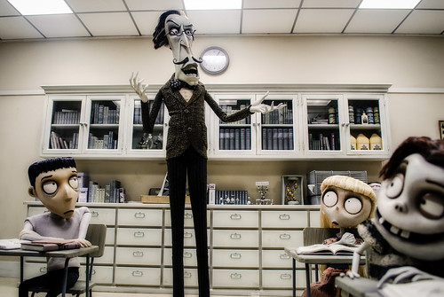 The Art Of Frankenweenie:  Part 1 by hbmike2000