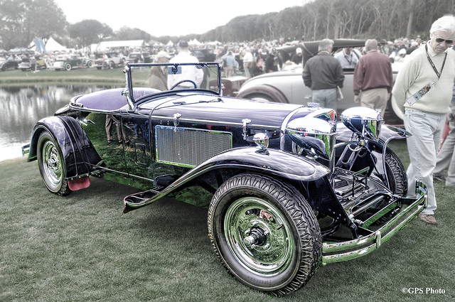 1929 Ruxton Prototype at Amelia Island 2010