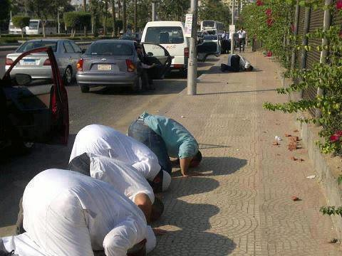 No Excuse For Salaah…!!!