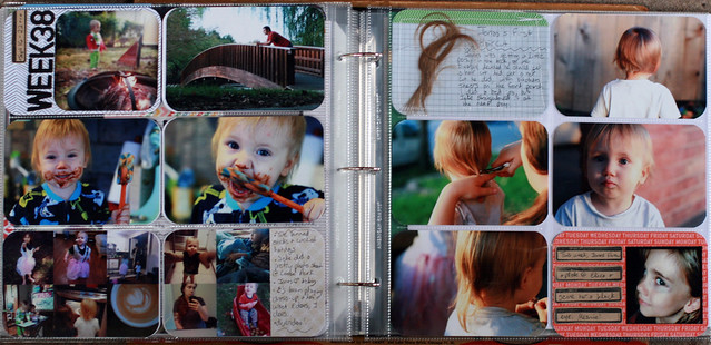 Project Life 2012 | Week 38