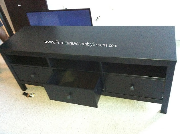 IKEA Hemnes tv stand assembly service in Baltimore MD  Flickr  Photo