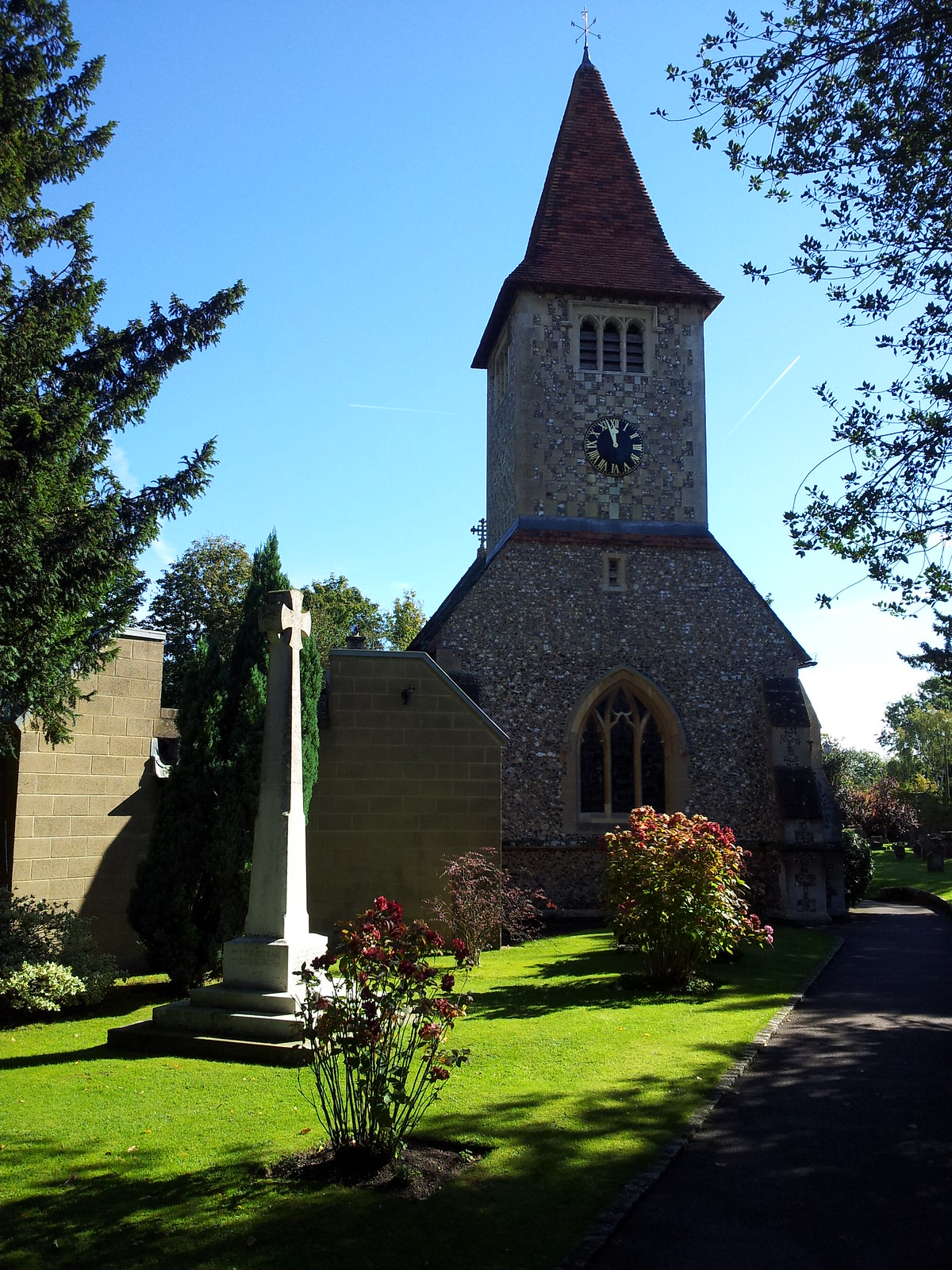 Church Henley to Pangbourne