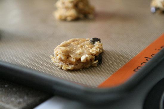 Caramel Apple Milky Way Stuffed Peanut Butter Oatmeal ...