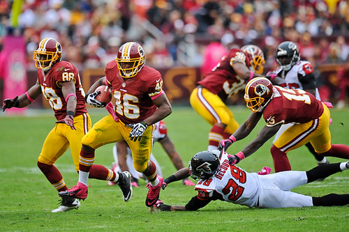alfred morris: an improbable redskins hero