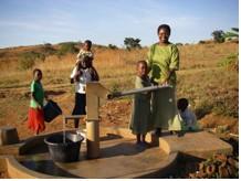 Mrs Johnson's trip to Malawi